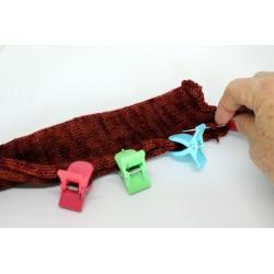 Knit Klips: comment s'en servir.
